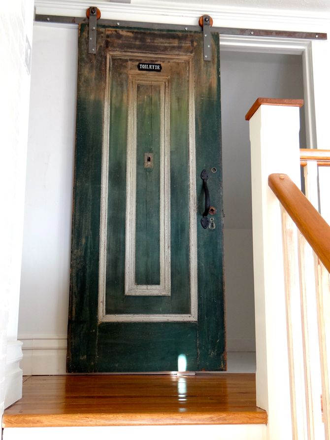 17 Best Ideas About Track Door On Pinterest Diy Sliding