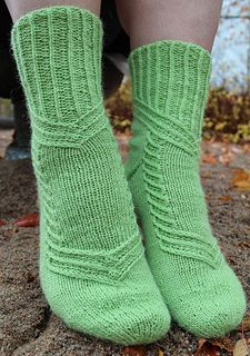Virrat (Streams) sock pattern was exclusive to the registered racers of Tour-de-Sock 2015 until the end of January 2016. It was the pattern of the first stage starting June 1st, 2015. The pattern is now available for everyone free of charge.