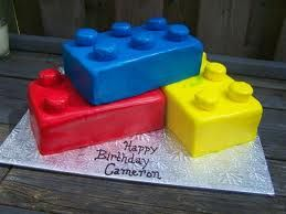 lego birthday cakes for Chay! He will love this for his birthday party next year!!! Can't wait to make it!