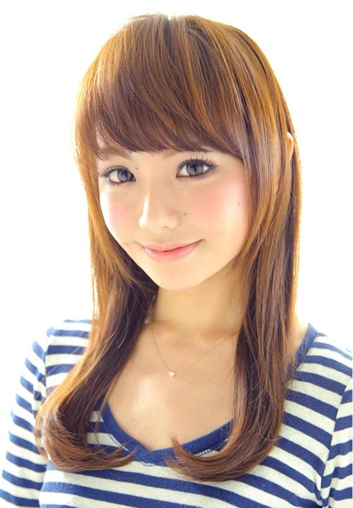 2012年梅雨企画♪シャイニーストレートカジュアルスタイル 【大阪・心斎橋】allys hair shinsaibashiOPA  stylist:KAZZ