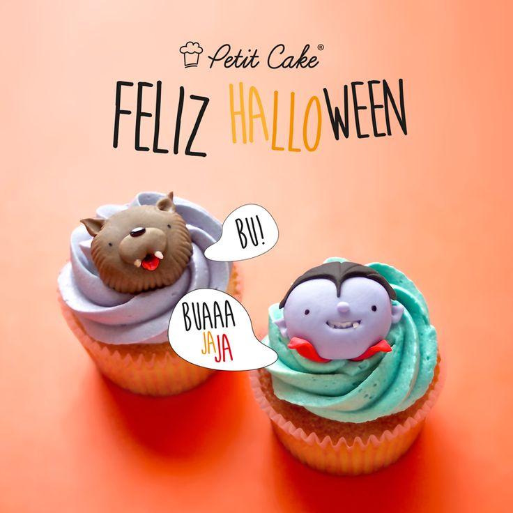 Listos para el Halloween!!!
