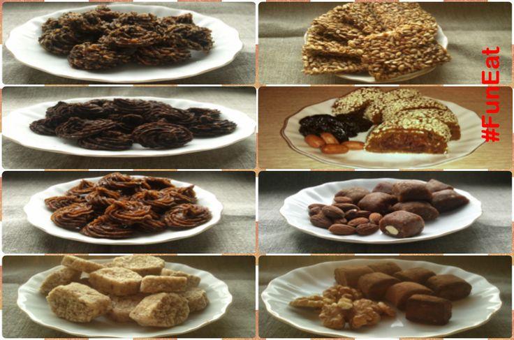 А я решила подсластить Вам начало новой рабочей недели:) Сегодня мы продолжим нашу традицию чаепитий после тренировок #FunFit! В этот раз нам составят компанию изысканные веганские сладости:) Нас ждет шоколадное, маковое, арбузное и кокосовое печенье, рулет с черносливом, финиковые ириски и шоколадно-апельсиновые конфеты, разнообразные хлебцы и козинаки!  #FunFit #здоровоепитание #сладкийпонедельник #полезныесладости #вегансакаяеда #чаепитие #правильныетрадиции #ешьихудей