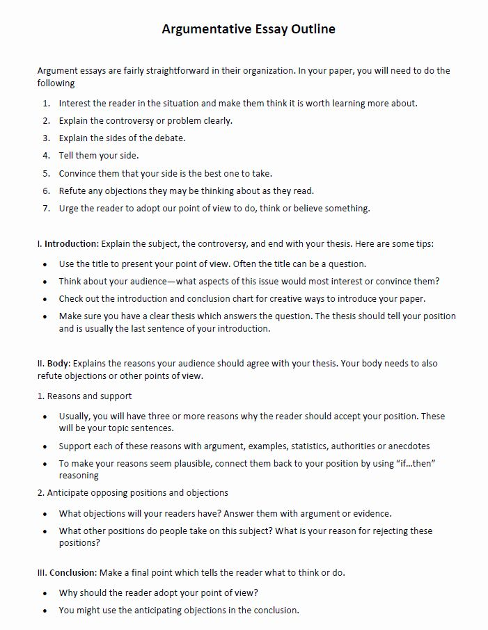 Outline Format For Essay Best Of Argumentative Essay Examples And Tips That Help You To Argumentative Essay Outline Essay Outline Format