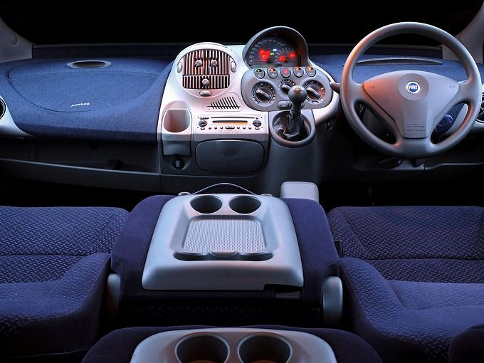 55 best fiat multipla images on pinterest fiat cars and fiat abarth. Black Bedroom Furniture Sets. Home Design Ideas