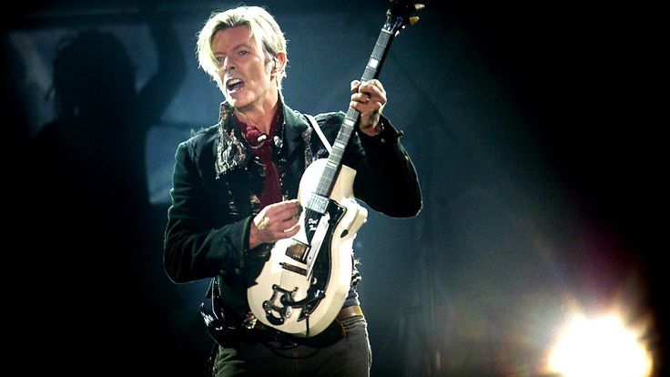 """Music by David Bowie Prince N.W.A Nirvana and More Added to Grammy Hall of Fame  Other additions include The Jackson 5's """"ABC"""" Elvis Presley's """"Jailhouse Rock"""" Billie Holiday's 'Lady Sings the Blues' Merle Haggard's 'Okie From Muskogee' and The Beach Boys' """"I Get Around.""""  read more"""