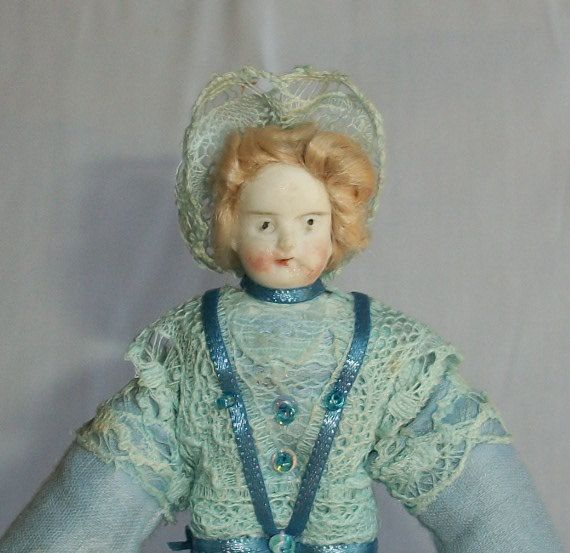 Restored Dump doll Victorian by picklebearies on Etsy, $40.00