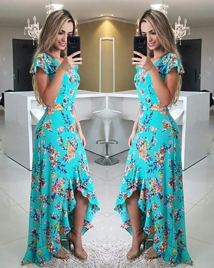 Maravilloso vestido