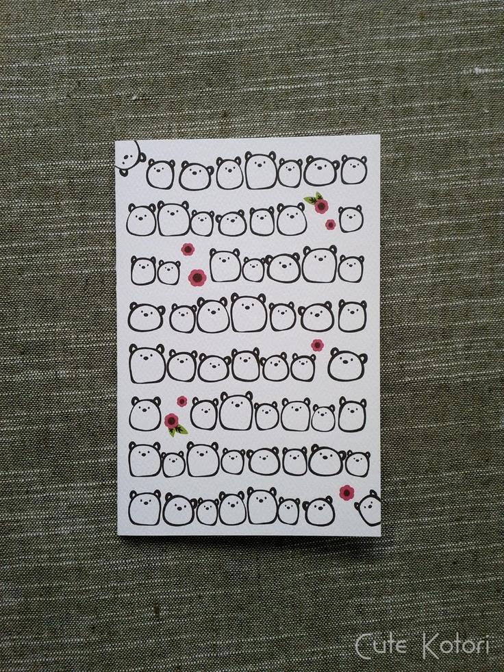 Lots of Gum Bears! Card