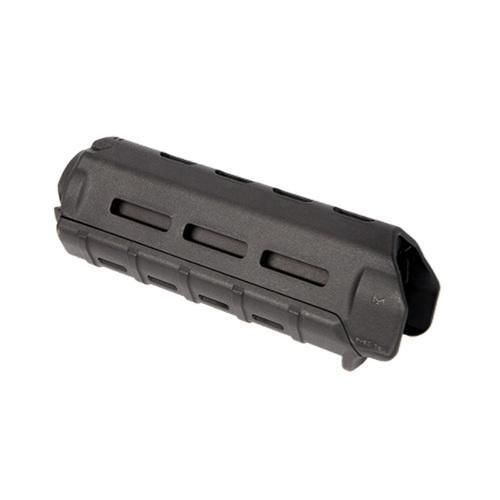 M-LOK slots at two, six and ten o'clock positions Allows for the attachment of optional M-LOK rail sections and other M-LOK accessories such as light mounts, sl