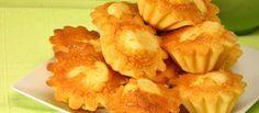 Receita de Queques de laranja. Descubra como cozinhar Queques de laranja de maneira prática e deliciosa com a Teleculinaria!
