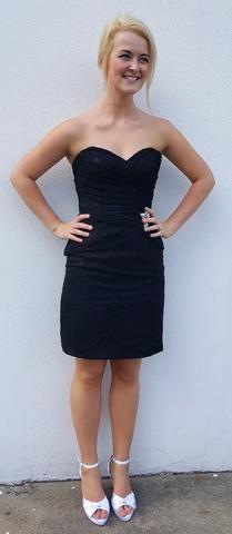 Little Black Dress online at Shop Bridal Cottage