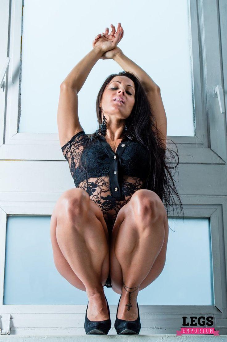 Sexy calves legs porn