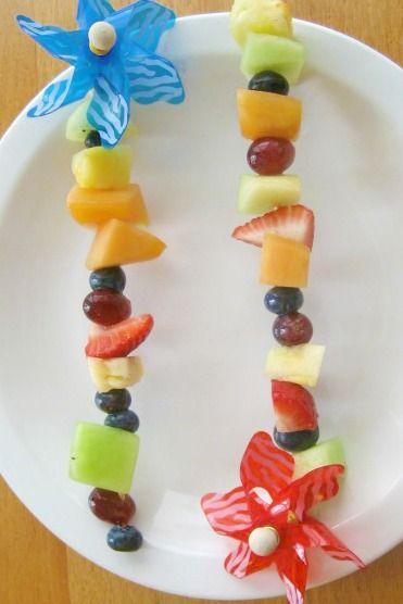 Fruit Kabobs for Kids = Good Food! - Kids Activities Blog
