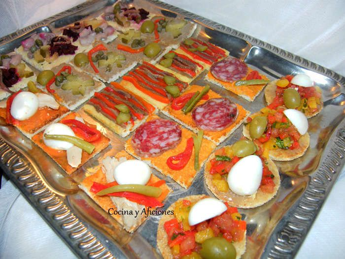 213 best images about canapes on pinterest tes trending for Best canape book