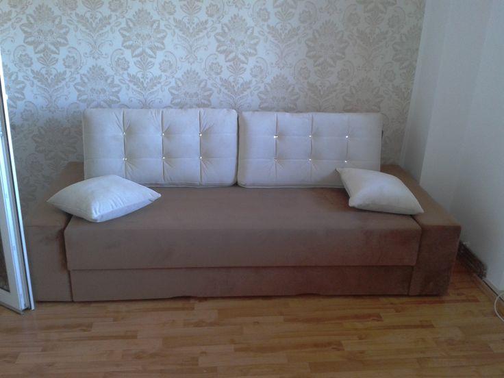 Canapea la comanda L'amour de Swarovski - Mobella.ro