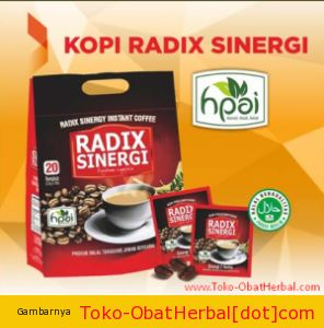 Jual Kopi Radix Sinergi HPAI - http://toko-obatherbal.com/jual-kopi-radix-sinergi-hpai.html