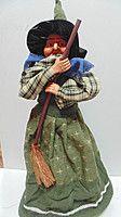 Баба-яга декоративная высота 55 см Подробнее: https://top-podarok.com.ua/p47394759-baba-yaga-dekorativnaya.html
