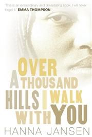 Over a Thousand hills i Walk With you by Janna Jansen. Political troubles in Rwanda unleashed a torrent of violence upon the Tutsi ethnic group. Jeanne's family, all Tutsis, fled their home and tried desperately to reach safety. They did not succeed. As the only survivor of her family's massacre, Jeanne witnessed unspeakable acts. This haunting story was told to Jeanne's adoptive mother, and here she makes unforgettably real the events of the 1994 Rwandan genocide.
