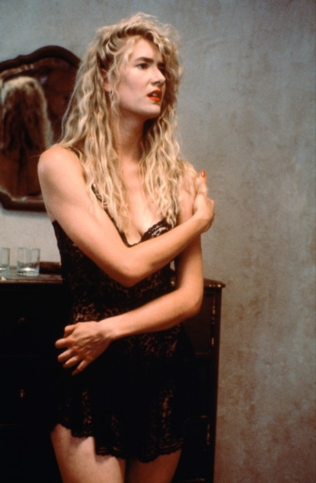 "i am SOOO in love with laura dern....especially in ""wild at heart"" by david lynch...her an nic cage are both fucking great & the movie itself is PHENOMENAL"