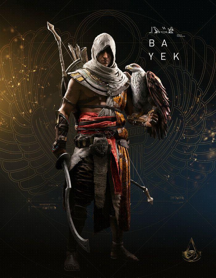 Assassin's Creed: Origins: Bayek