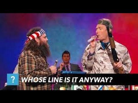 Whose Line Is It Anyway -The Best of Hoedowns and Irish Drinking Songs - YouTube