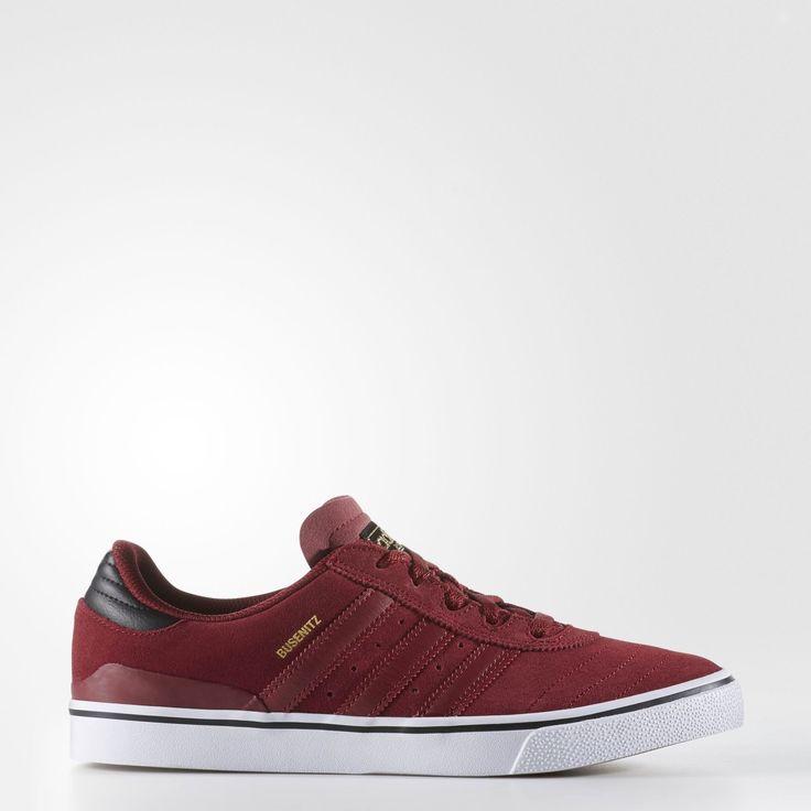 adidas Busenitz Vulc ADV Shoes - Mens Skateboarding