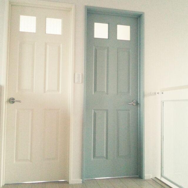 ドア/同居予定で建て替えた義実家…などのインテリア実例 - 2015-01-02 21:12:08 | RoomClip(ルームクリップ)