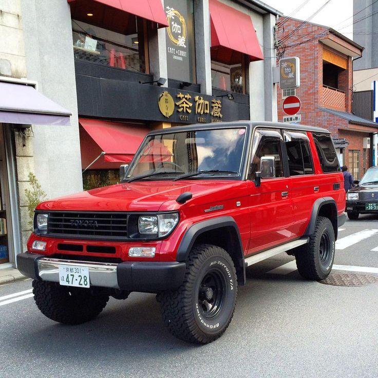 Toyota Landcruiser HJ70