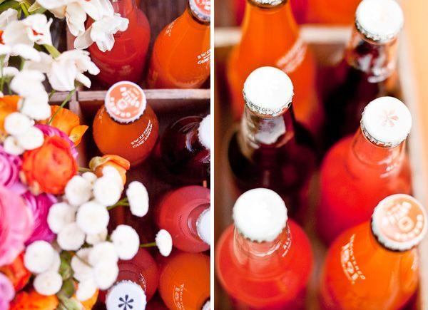 Bright & Whimsical Garden Wedding {Part 2}