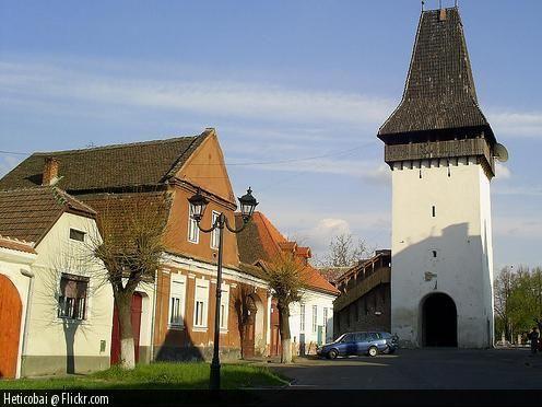 Turnul Forkesch din Medias