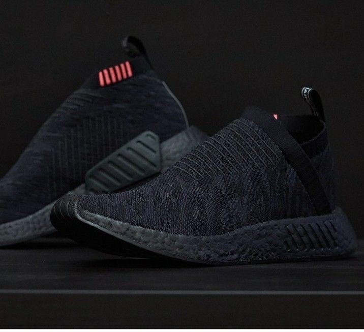 Adidas Nmd Cs2 Triple Black Pk Mens Us Size 10 Primeknit City Sock Fashion Clothing Shoes Accessories Mensshoes Nmd City Sock Adidas Nmd Athletic Shoes