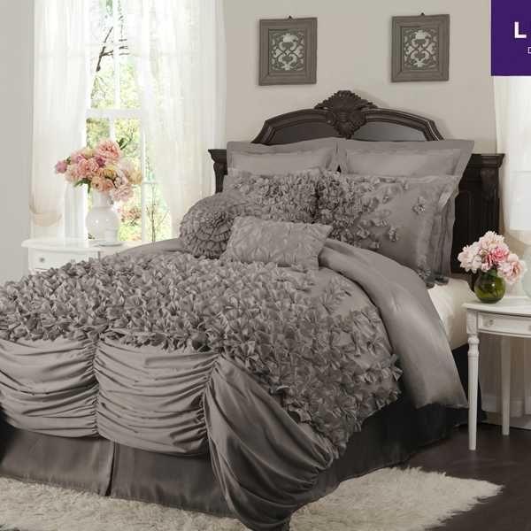 Güzel Yatak Örtüleri