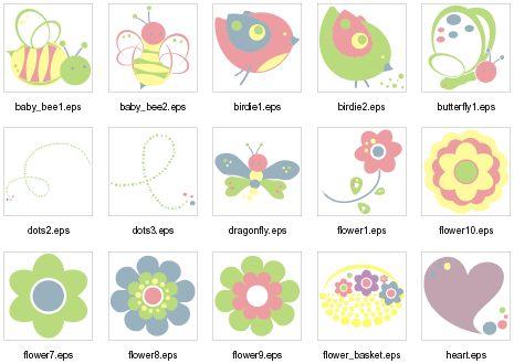 17 Best images about CLIP ART on Pinterest | Floral border, Clip ...