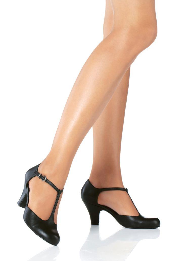 Lederspangenpumps schwarz - bpc selection jetzt im Online Shop von bonprix.de ab ? 34,99 bestellen. Für lange Tanzabende! Der Spangenpumps in hochwertiger ...