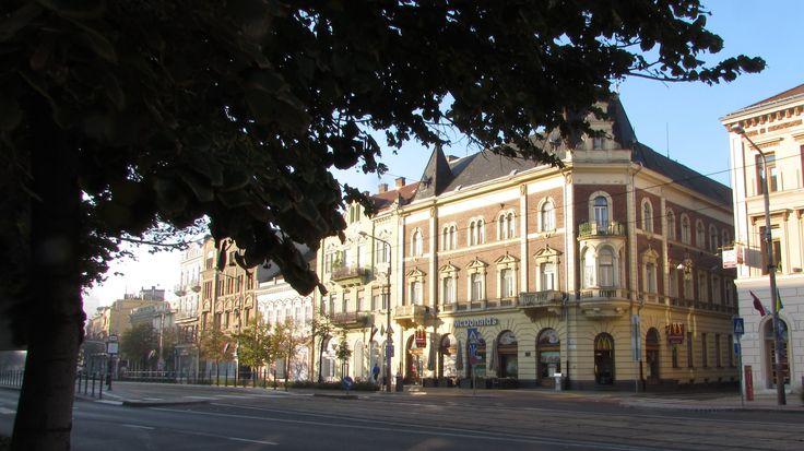 Debrecen, Piac utca