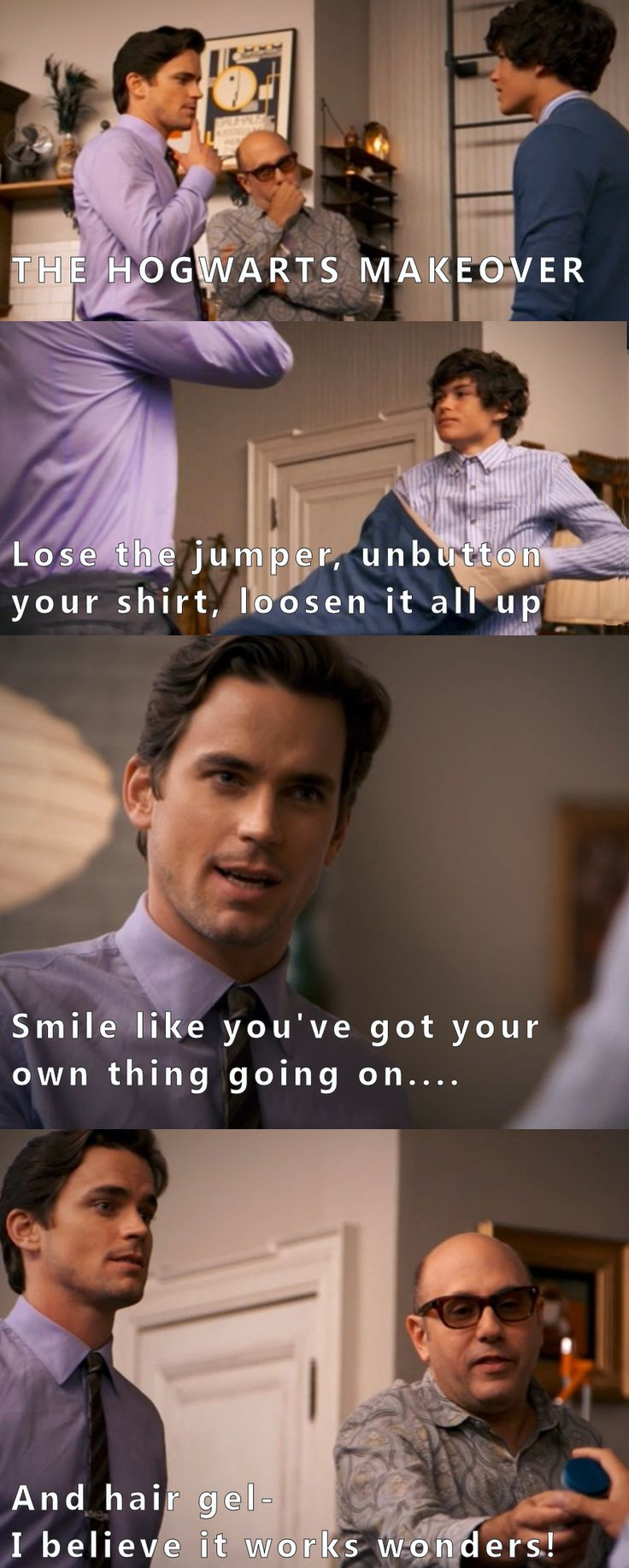 Community Post: The 10 Times You Fell In Love With Neal Caffrey From White…