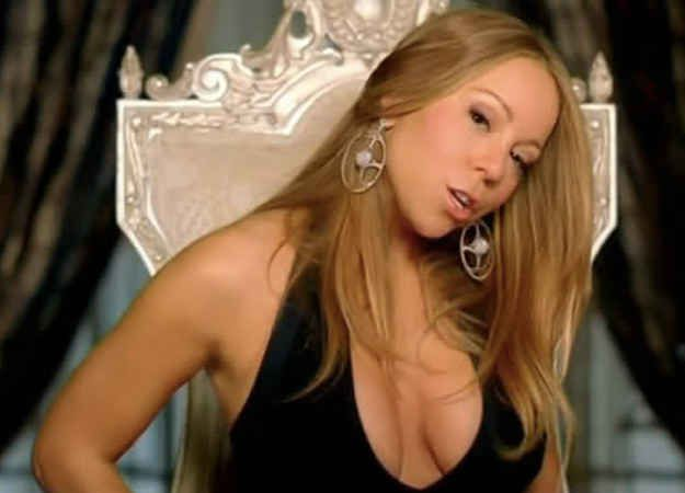 "Mariah Carey, ""Touch My Body"""