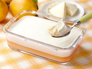 【商品イメージ】:瀬戸内レモンのレアチーズケーキMONTEUR (モンテール)