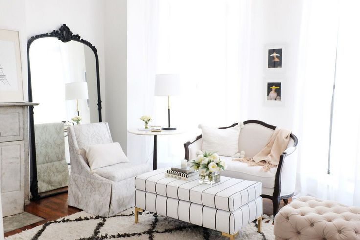 The Everygirl's Furniture Collection Redefines Traditional Decor on domino.com