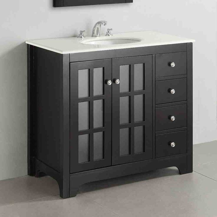 Best 25 Lowes Bathroom Vanity Ideas On Pinterest  Industrial Mesmerizing Bathroom Vanities At Lowes Decorating Design