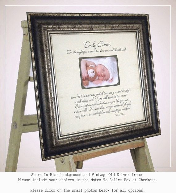 The 80 best Babies images on Pinterest   Personalized photo frames ...