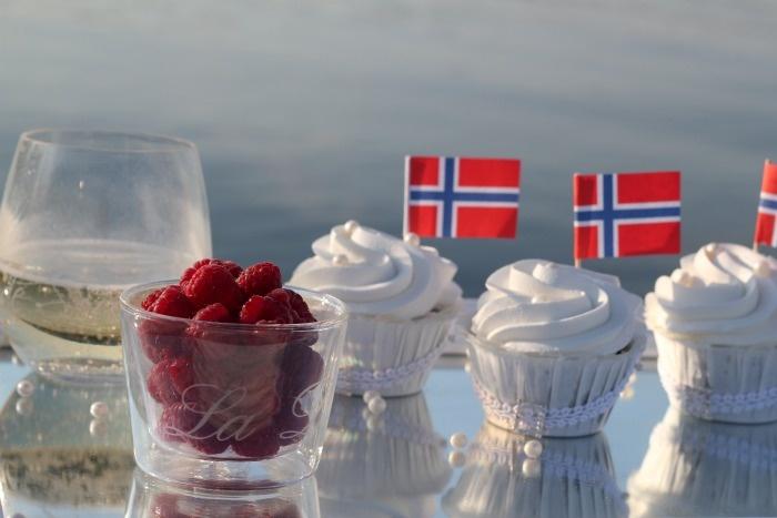 17.mai cupcakes