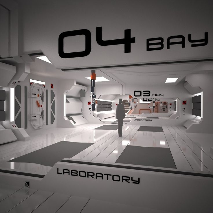 640 Best Spaceship Interiors Images On Pinterest