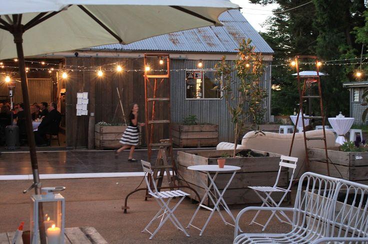 Racine Wine Garden, Racine Restaurant, Orange, NSW
