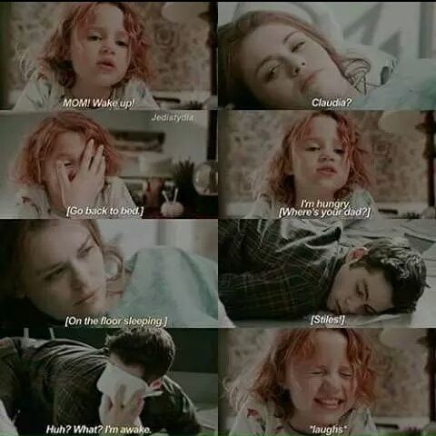 Omg I love this. Stydia needs to happen, like, right now. If no Stydia then me and stiles... Make it happen