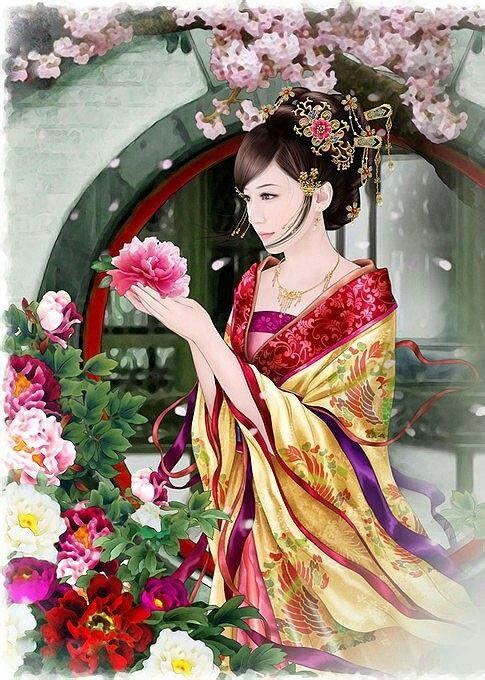 Artistic asians images 68