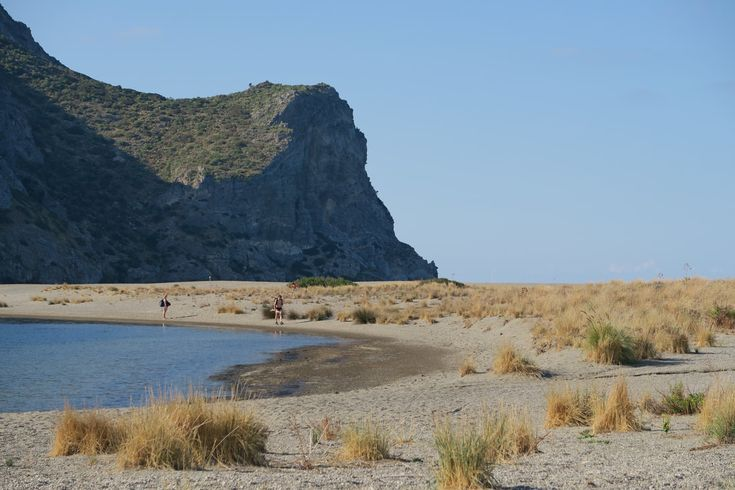 Rezeptinspiration aus Sizilien. Zitronengranita. Naturschutzgebiet Marinello bei Tindari