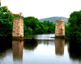 Etowah River Bridge, Emerson, Georgia