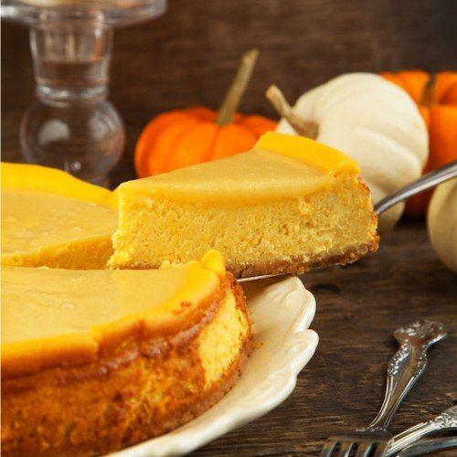 Il cheesecake di zucca è perfetto come dessert per la notte di halloween (e non solo!) - ricetta