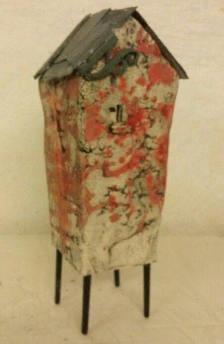 Ceramic hause